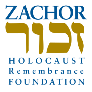 Zachor Foundation Logo